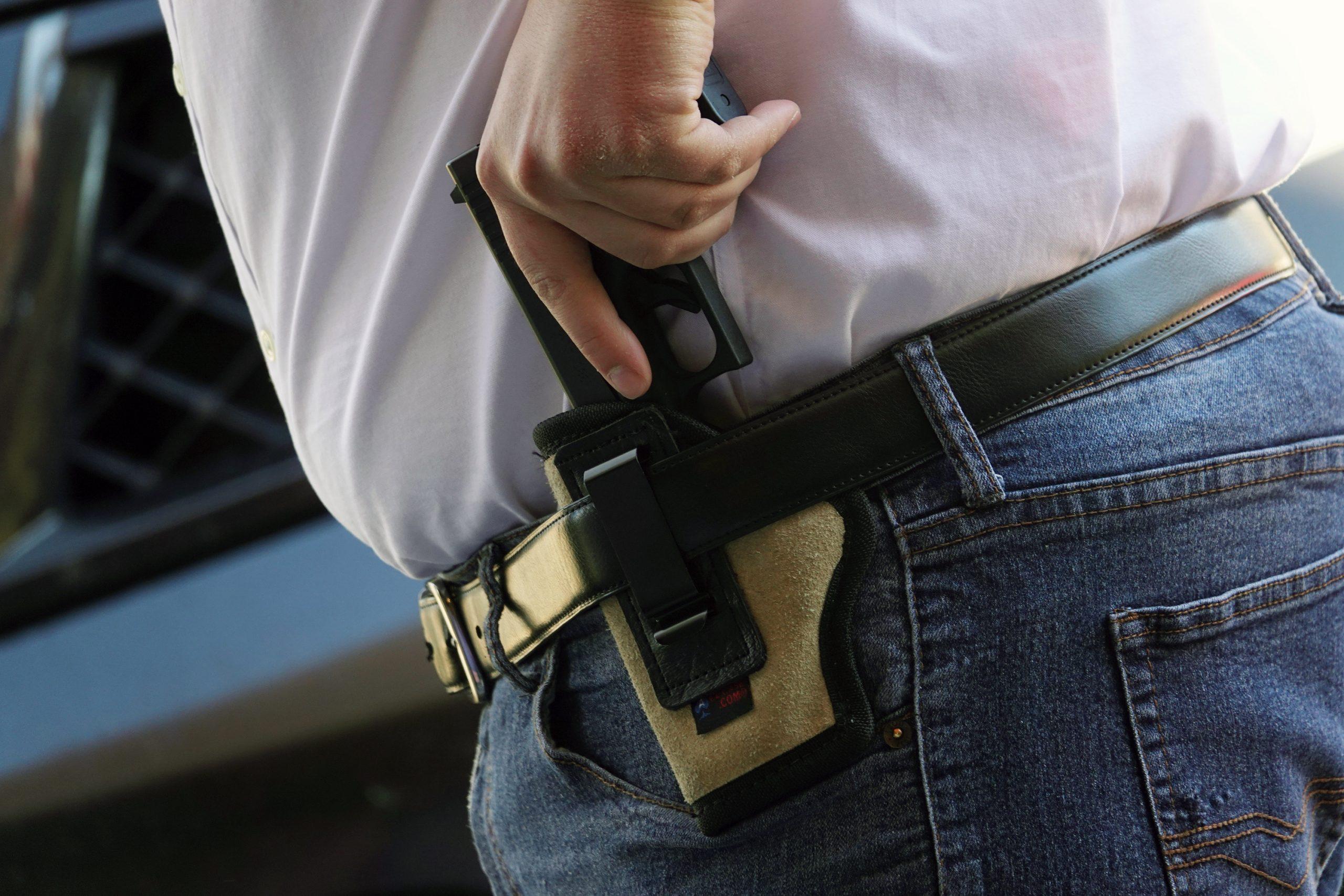 Permit-less gun carry bills steamroll through Legislature