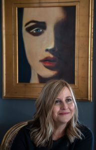 Megan Barry, photographed by John Partipilo.
