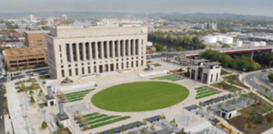 Historic Nashville Courthouse. (Photo: Nashville.gov)