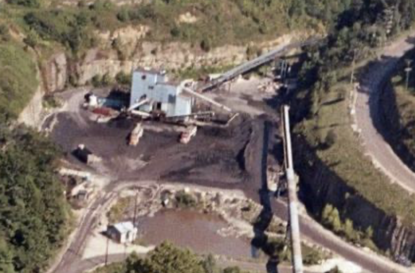 Surface coal mine. (Photo: Environmental Protection Agency)