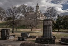 Tennessee State Capitol (Photograph: John Partipilo)