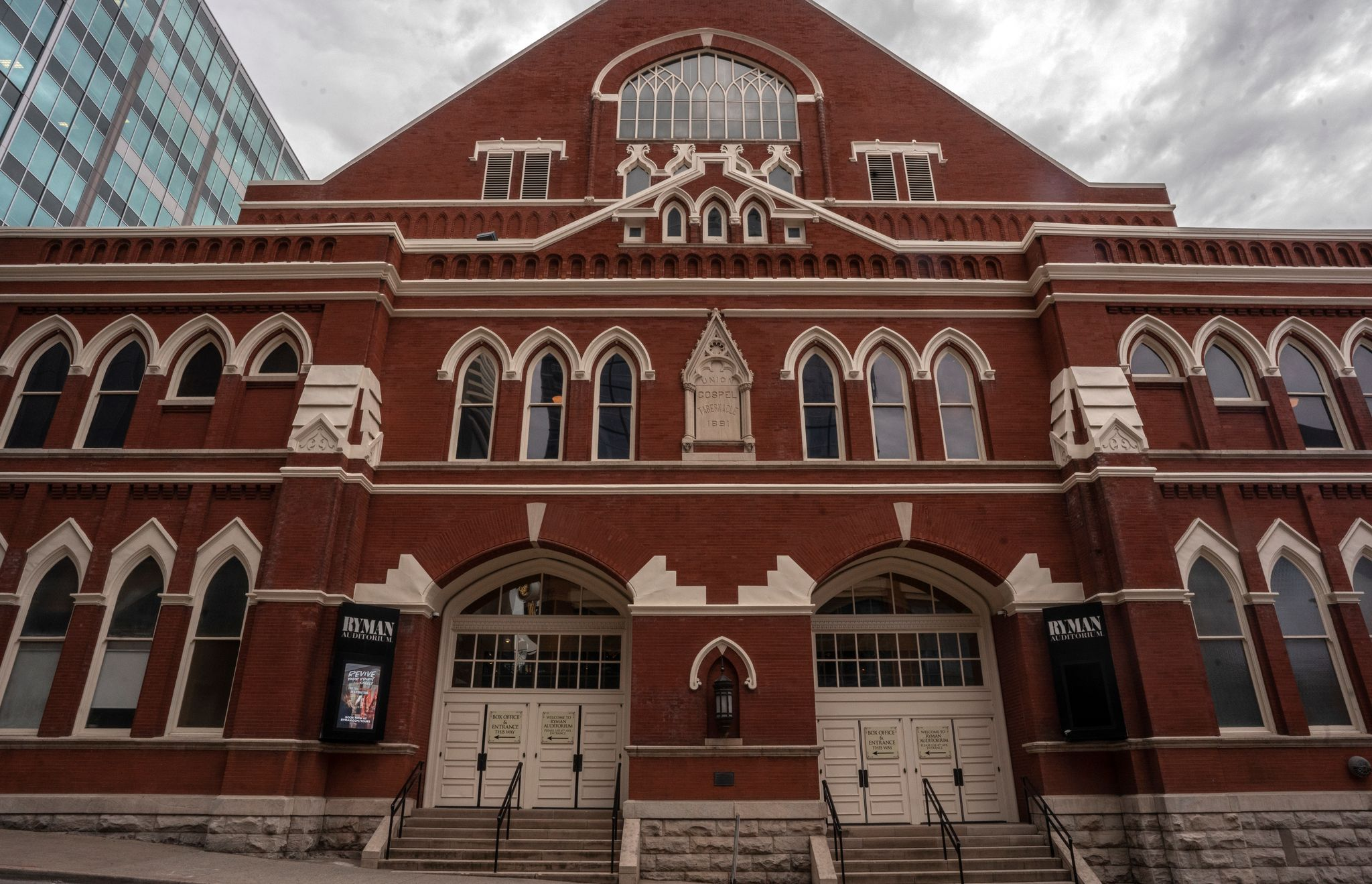 The Ryman Auditorium. (Photo: John Partipilo)