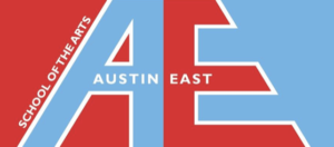 logo for Austin East high school
