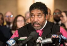 Rev. William Barber (Photo: Getty Images)