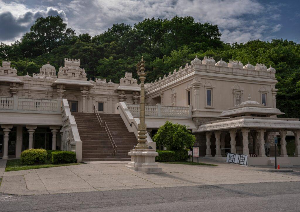 Sri Ganesha Temple in Bellevue. (Photo: John Partipilo)