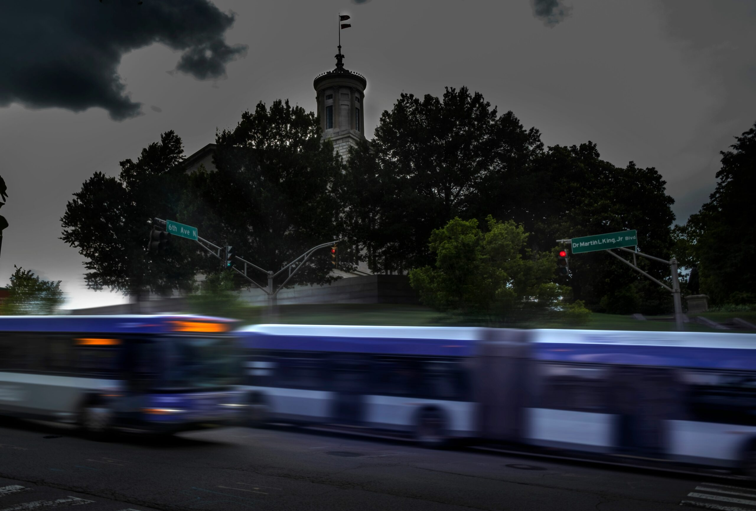 A fight over bus routes, an awkward budget hearing and growing skepticism over Metro's new NDOT