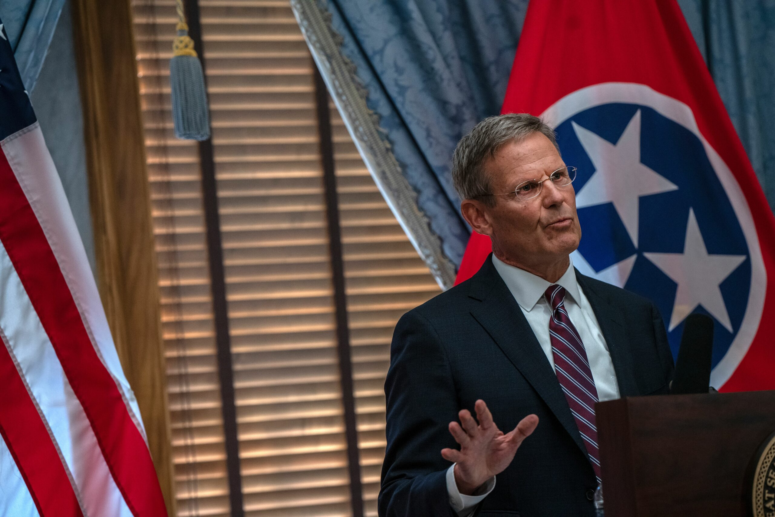 Governor knocks Shelby Health Board for public/private schools mask mandate