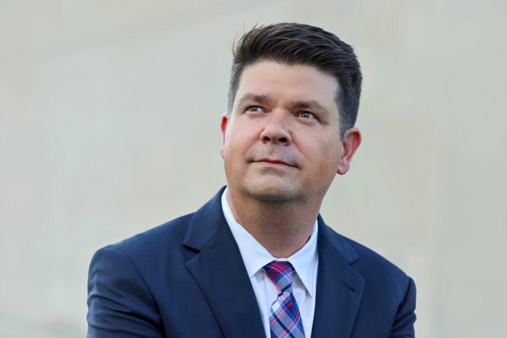 Dr. Jason Martin (Photo: Martin for Governor)
