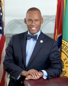 Shelby County Commissioner Van Turner, Jr. (Photo: Shelby County)