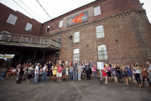 Another one bites the dust: the Cannery Complex in Nashville will close in May 2022, another victim of rising rents in Tennessee's capital city. (Photo by Sara Kauss/Getty Images for PEPSI)