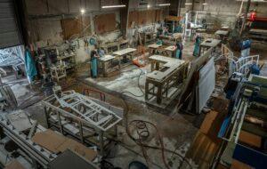 Inside MC Granite. (Photo: John Partipilo)