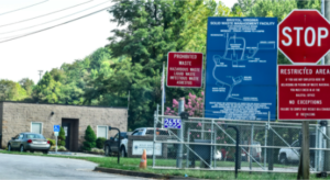 Odors and complaints of sickness from emissions from Bristol, Virginia's landfill are coming from both sides of the border. (Nichole Thomas)