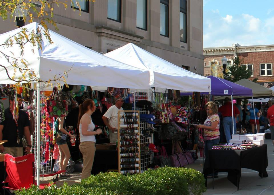Gallatin's Main Street Festival. (Photo: Greater Gallatin, Inc.)
